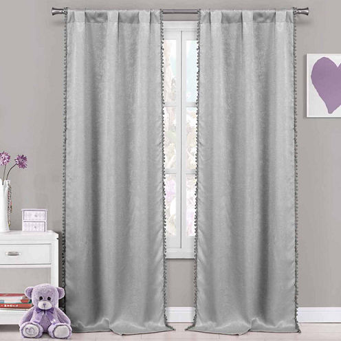 Tucker 2-Pack Curtain Panel