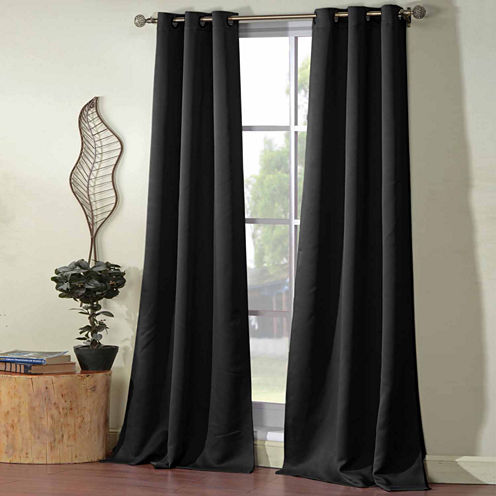 Duck River Textiles Ashmury 2-Pack Curtain Panel