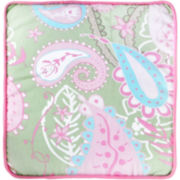My Baby Sam Pink Pixie Baby Throw Pillow