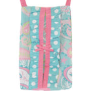 My Baby Sam Aqua Pixie Diaper Stacker