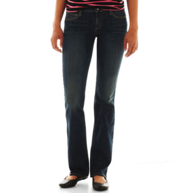 jcpenney.com | Arizona Bootcut Jeans - Juniors