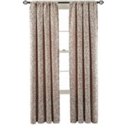MarthaWindow™ Morning Tide Rod-Pocket Curtain Panel