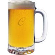 Monogrammed Set of 4 16-oz. Beer Mugs