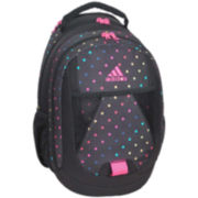adidas® Dillon Backpack-Rainbow Dot