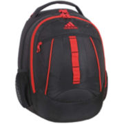 adidas® Hickory Backpack-Black/Red