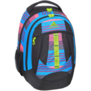 adidas® Hickory Backpack-Solar Blue
