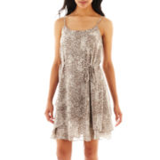 Bisou Bisou® Sleeveless Layered Dress
