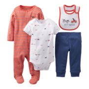Carter's® Dog 4-pc. Layette Set - Boys newborn-9m