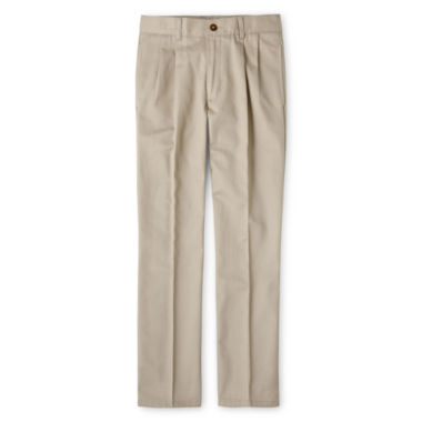 jcpenney.com | IZOD® Pleated Pants - Preschool Boys 4-7 and Slim