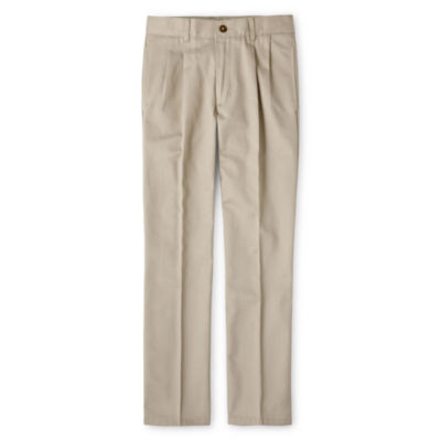 IZOD® Pleated Pants - Preschool Boys 4-7 and Slim - JCPenney