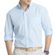 IZOD® Long-Sleeve Lightweight Striped Shirt