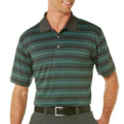 PGA TOUR® Striped Polo