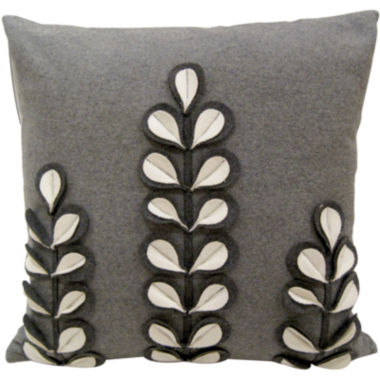 jcpenney.com | Idea Nuova White Florals Decorative Pillow