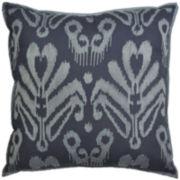 Idea Nuova Republic Blue Damask Decorative Pillow