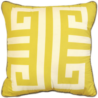 jcpenney.com | Idea Nuova Stylehouse Greek Key Decorative Pillow
