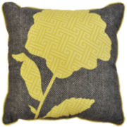 Idea Nuova Stylehouse Flower Decorative Pillow