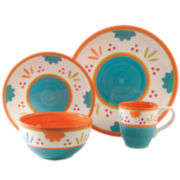 Simplemente Delicioso Jalisco 16-pc. Dinnerware Set