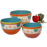 Simplemente Delicioso Jalisco 3-pc. Bowl Set