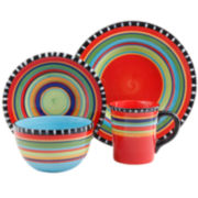 Gibson® Elite Pueblo Springs 16-pc. Dinnerware Set