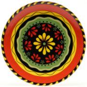 Mi Casa Round Platter
