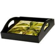 Las Palmas Serving Tray with Handles