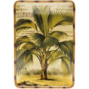 Las Palmas Earthenware Platter
