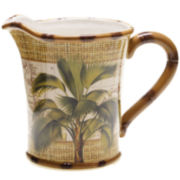 Las Palmas Earthenware Pitcher