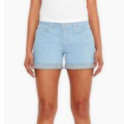 Levi's® Roll-Cuff Shorts