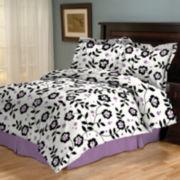 Poetry Floral Comforter Set