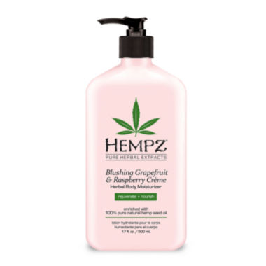 jcpenney.com | Hempz® Blushing Grapefruit & Raspberry Crème Herbal Body Moisturizer - 17 oz.