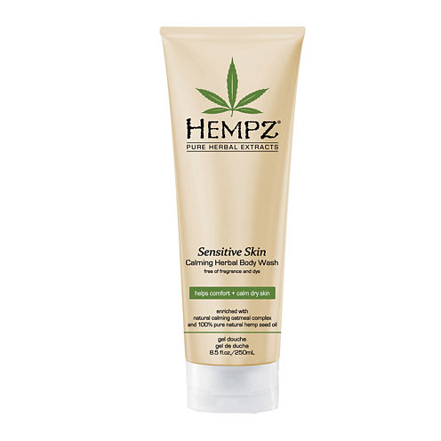 HEMPZ® Sensitive Skin Calming Herbal Body Wash - 8.5 oz.