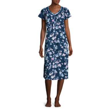 jcpenney.com | Earth Angels® Short-Sleeve Nightgown