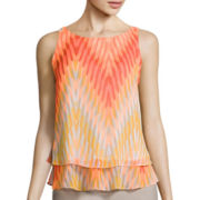 Worthington® Double-Layer Tank Top - Tall