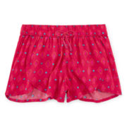 Arizona Soft Shortie Shorts - Preschool Girls 4-6x