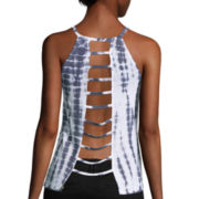 Arizona High Neck Ladder Back Tank Top