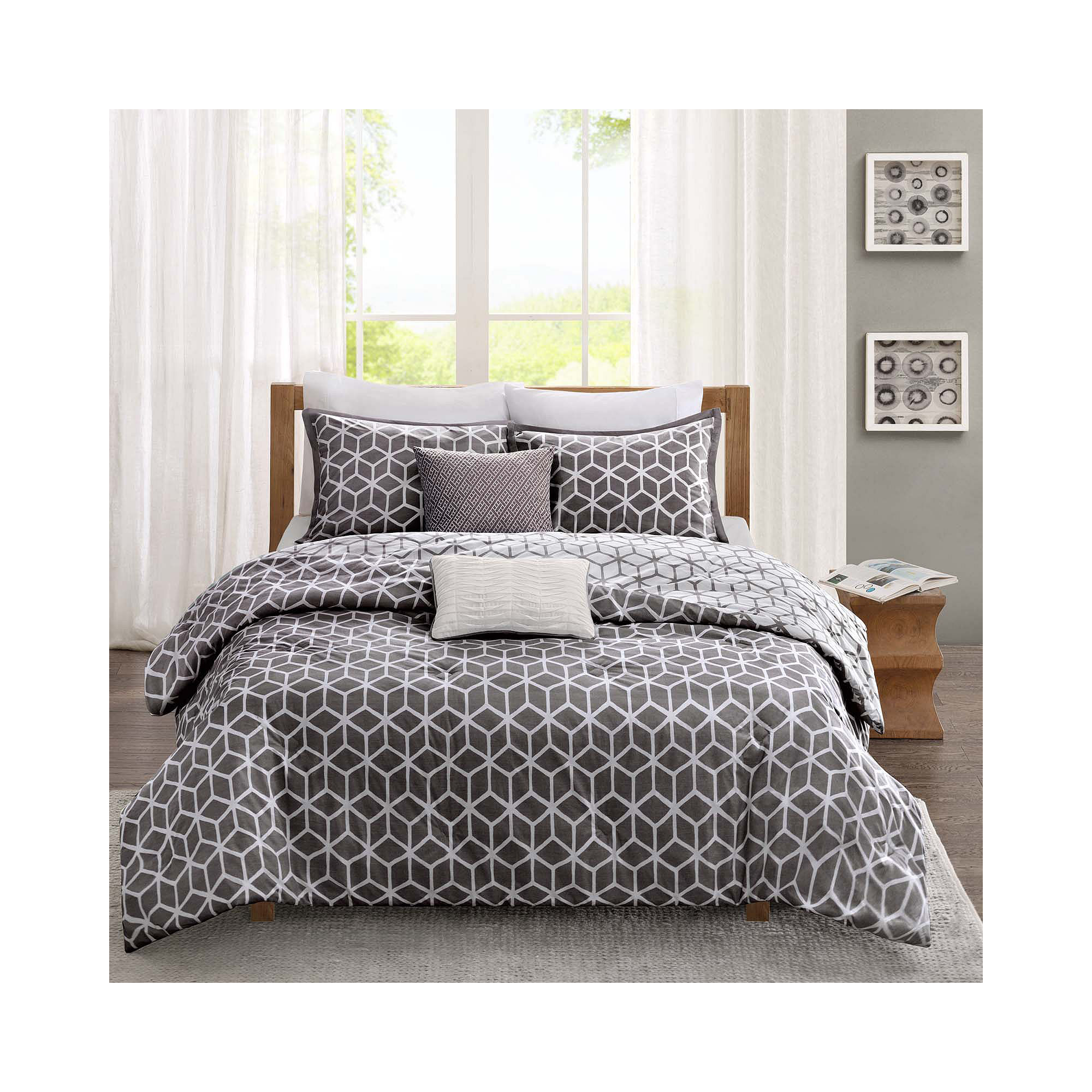 GET JCPenney Home Owl Garden Comforter Set LIMITED