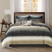 Madison Park Essentials Barret Comforter Set