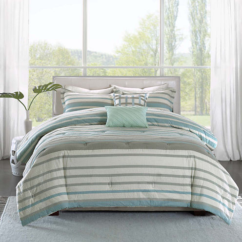 Madison Park Burke 5-pc. Comforter Set