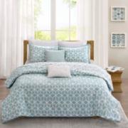 Madison Park Pure Camilla 5-pc. Reversible Comforter Set