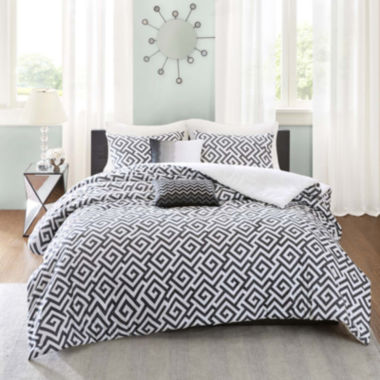 jcpenney.com | Madison Park Carletta 5-pc. Duvet Set