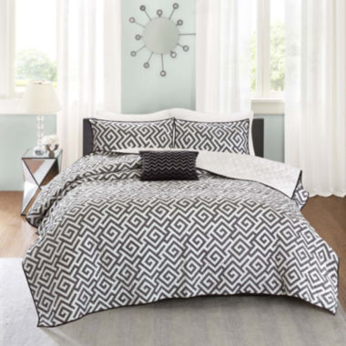 jcpenney.com | Madison Park Pure Carletta 4-pc. Coverlet Set