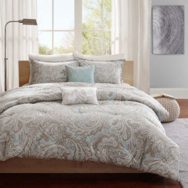 jcpenney.com | Madison Park Dermot 5-pc. Comforter Set