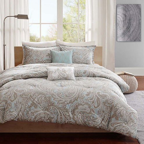 Madison Park Dermot 5-pc. Comforter Set
