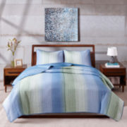 Madison Park Ellis 3-pc. Coverlet Set