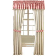 MaryJane's Home Garden View 2-pk. Curtain Panels
