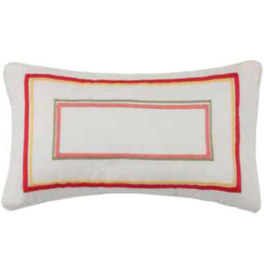 jcpenney.com | MaryJane's Home Garden View Oblong Decorative Pillow