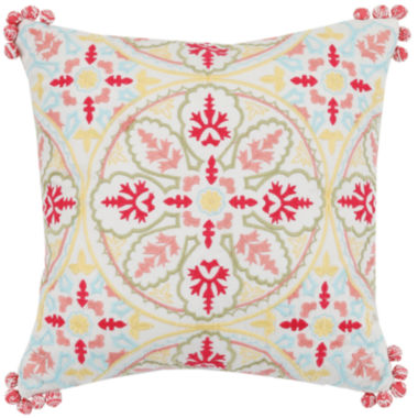 jcpenney.com | MaryJane's Home Garden View Square Decorative Pillow