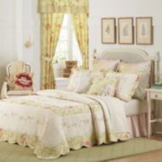 MaryJane's Home Prairie Bloom Bedspread & Accessories