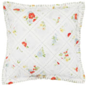 MaryJane's Home Summer Dream Square Decorative Pillow