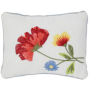 MaryJane's Home Summer Dream Oblong Decorative Pillow